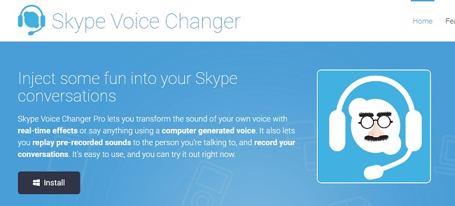 Skype Voice Changer Best Voice Changing Software for Skype