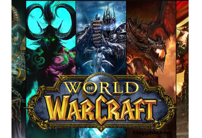 World of Warcraft Grinding games