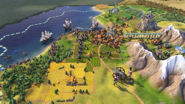 Civilization VI Lan Games For Low-End PC