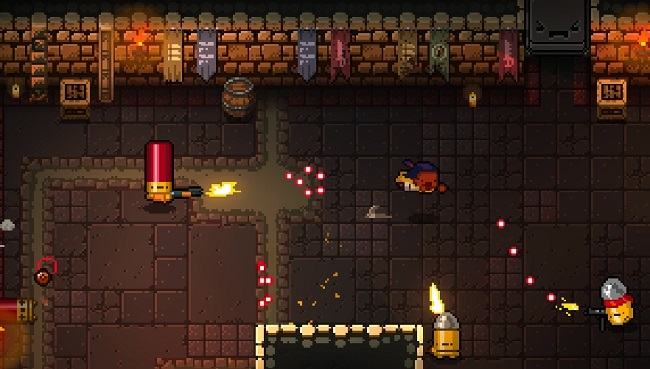 Enter the Gungeon Top Rougelike Games