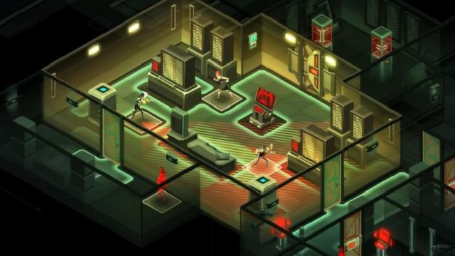 Invisibel Inc one of the best Roguelike Game