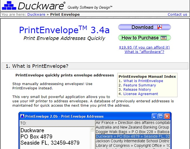 11 Best Envelope Printing Software To Use In 2020 Fretic