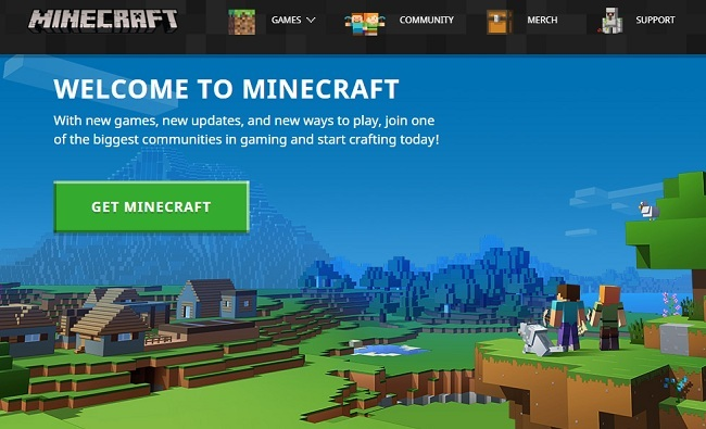 Mine craft Best Sandbox Game For Low-End PC