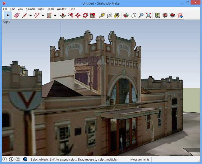 Sketchup make Best Free home Design Software