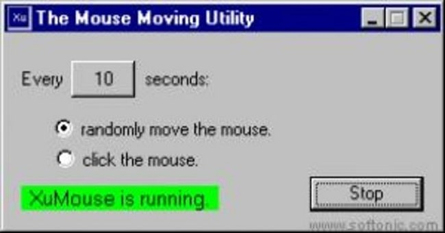 Xumouse software