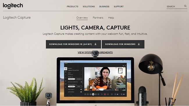 Logitech Capture Best Webcam Software to Use