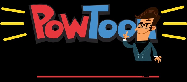 Powtoo whiteboard animation software