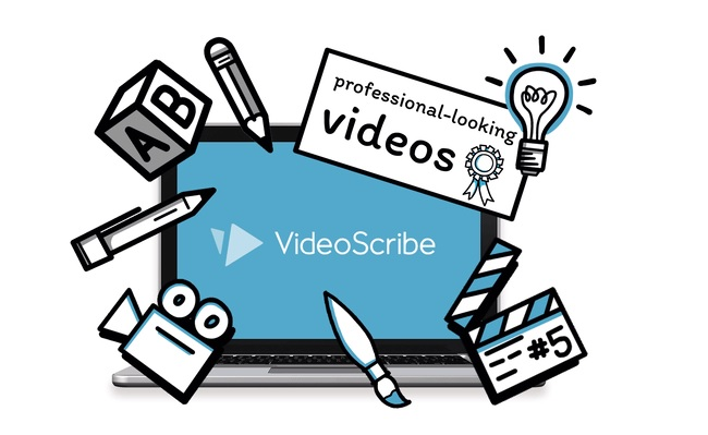 VideoScribe whiteboard animation software